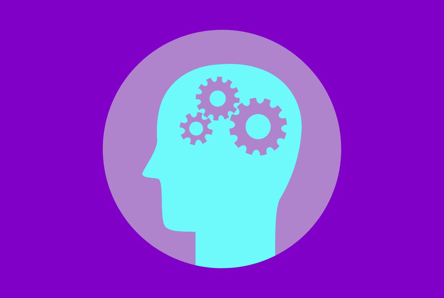 Descriptive Image - Three Gears in Head